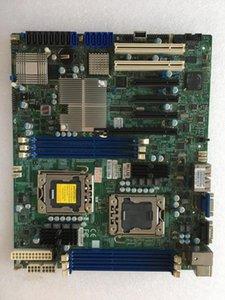 La placa base de escritorio de alta calidad para la placa X8DTL-6F Server se probará antes del envío