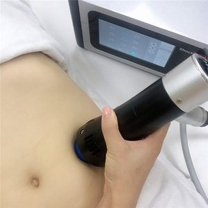 Portable Vacuum shock wave physical therapy machine for cellulite reduction Aousitc radial hsockwave therpaay machien for ED treatment