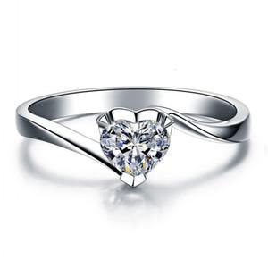Designer 1CT, SONA Diamond, Moissanite Diamond Ring Set, позолоченные стерлинговые серебро пальцем PT950