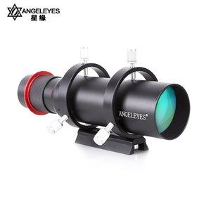 Angeleyes 50 mm Guide Portée entièrement enduit Guidescope Oculaire avec support 1,25 Accessoires du télescope