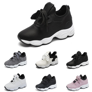 New women running shoes triple black white grey pink fashion womens trainers outdoor sports sneakers style #30