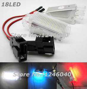 Canbus LED Car Interior Seat footwell light lamp for Seat Alhambra 4D Altea 5D Cordoba 4D Exeo ST Ibiza(6L) 3D 5D Leon Toledo 5D1