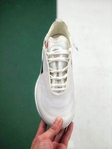Cône noir respirant Serena og Femmes Chaussures blanches Gris Off Williams Triple Noir 97 97S Sneakers WSIDV