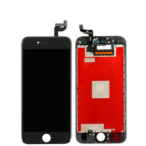 Factory price LCD monitor for iPhone 6S 4.7-inch high-brightness A-class +++ LCD screen, free shipping with touch digitizer and DHL