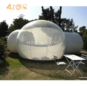 New popular inflatable transparent bubble tent 3m bubble hotel for sale