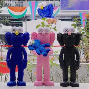 New OriginalFake 35 cm 0.6kg in piedi Sesame Street Companion Box originale Trend Action figure modello decorazioni giocattoli regalo