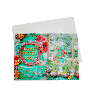 120 Small Pcs 100pcs lot Promotion Free Shipping A4 Size Sublimation Blank Jisgaw Puzzle For Valentine's Day Gifts