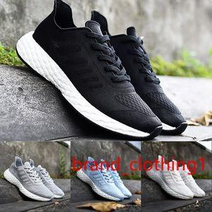 Luxury treeperi BasfBoost runner Sneakers Mens Womens 711 v2 Top Quality triple black white cool grey ice blue Designer Shoes 36-45