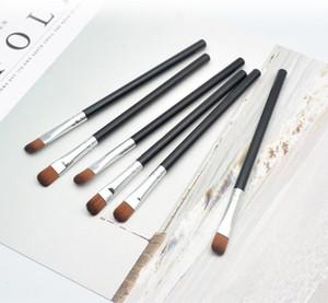Women Makeup Simple Portable Makeup Brush New Eyeshadow Eye shadow Make up Brushes Lip Brush Wholesale