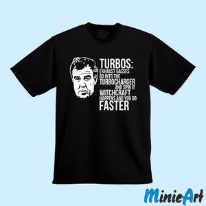 für hohe und große Turbolader Turbo-Boost-Geschenk Jeremy Clarkson Geschenk Ebene Kurzarmshirts Sommer mit Kapuze SweatshirtHoodie Männer T-Shirt