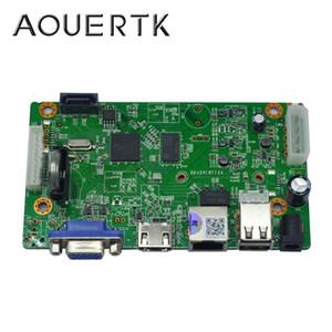AOUERTK 1080P 5MP 9CH P2P H.265+ NVR IP video Recorder CCTV NVR Main Board ONVIF HI3536 chip 2 USB Surveillance network