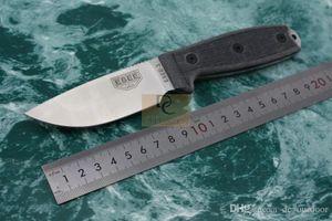 Best EDC Нож выживания Esee3 Rowen Открытый маленький фиксированный лезвие D2 сталь G10 / Micarta ручка для кемпинга охотничьи подарок инструмент ножи к востоку