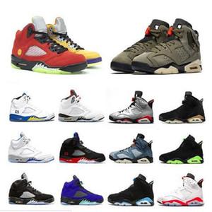 Cheap альтернативные альтернативные виноградные вершины 3 jumpman 5s 5 баскетбольные ботинки огня красный серебряный язык Орегон обуви Мичиган мужские тренеры