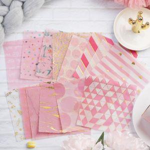 KLJUYP 32 folhas cartão do fundo New Scrapbooking Pads Origami Art Fazendo DIY Scrapbook Paper Craft Q1106