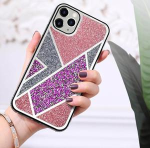 Luxury Diamond Tone Case Jewel Chibine для iPhone 12 11 Pro X XR XS MAX COVER на телефон для Samsung S21 S30 Примечание 20 чехол для девочек