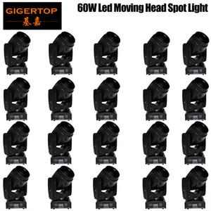 20 unità 60W Porcellana Mini LED Spot teste mobili testa gobo luce in movimento luminoso eccellente