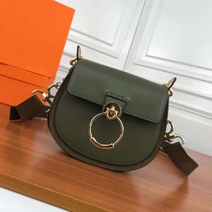 Sacs de luxe pour femmes 2021 marque de marque Sac à selle de marque Sac à bandoulière en cuir Sac à bandoulière Circulaire Vintage Sac à main Vintage