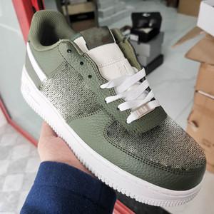 Dior x Nike Air Force 1 Low NUEVO NIVEL DE COMPAÑÍA EDICIÓN ORIGINAL EXPLICACIÓN DE PRIMERA CAPA PRIMERA CUERDA SOBRE SOBRE STOPTY SPORTS SHOETS NUEVO Zapatos de deportes de ocio