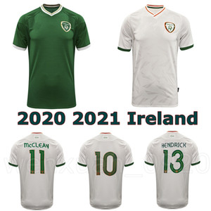 2020 2021 Irlanda Soccer Jersey 20 21 Fai National Football Team Duffy McClean Doherty Hendrick Camicia calcio