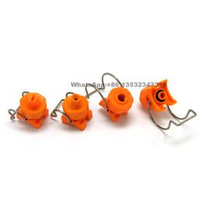 YS Full cone nozzle,flat fan nozzle,Pre-Treatment Nozzle,Clamp Eyelet Spray Nozzle,adjustable ball clamp nozzle