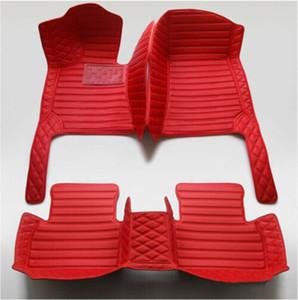 For Honda All Models Car Floor Mats Carpet Luxury Custom FloorLiner Auto Mats 4 door or 2 door 2004-2021