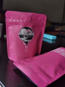 California Майларовых Лимонной СУМОЧКИ Pink Sf Premium 3.5G Куш Крытый 10x12.4cm Wonderbrett Защита от детей Oz Сумка bbyAJ bdebaby