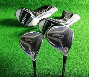 2020 neue SIM-M-A-X Golf Fairway-Holz-Nr. 3 Nr. 5 Winkelholz
