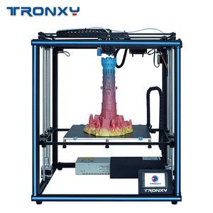 Tronxy X5SA stampante 3D Full metal tavolo CoreXY fai da te Kit 24V calore macchina 3d Filament Sens
