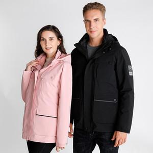 2020 Winter New Down Jackets For Men Teenager Fashion Casual Windproof Warm Coats Male's Plus Size Hooded Sportswear