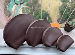 4 pcs set Women cosmetic bags famous makeup bag designer travel pouch make up bag ladies purses organizador toiletry bag