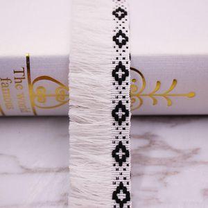 10 yards lot şerit püskül dantel DIY aksesuarları Dantel Püsküller Ev Mobilya Dikiş Giysileri için Kırpma Fringes Dekorasyon H Jllbrf