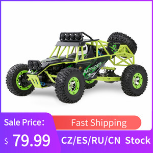 WLtoys 12428 RC Car 4WD 1 12 2.4G 50KM H High Speed Monster Vehicle Remote Control Car RC Buggy Off-Road Car