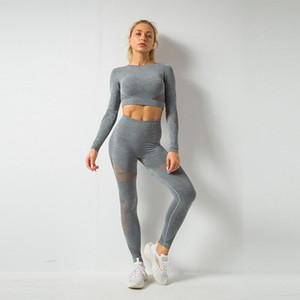 Yoga set tracksuit womens Gym Wear Fitness 2pcs Gymshark Bra Leggings outdoor outfits Sports wear pant suit Yoga World tech fleece for woman
