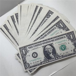 20 Atmosphere Film 1 Dollar TV Hot Fake Money Billet Bar And La-041 Shooting Counterfeit Uwnub Prop Props Kskdh