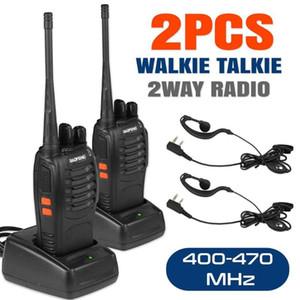 Estação de Rádio FM sem fio Intercom Long Range portátil Hunting Cb Ham Radio FM Hf Transceiver Intercom sem fio