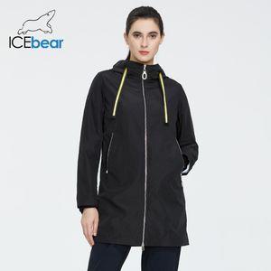 Icebear 2020 Femme Spring Quality Windbreaker Fashion Veste Femmes Marque Vêtements GWF7I