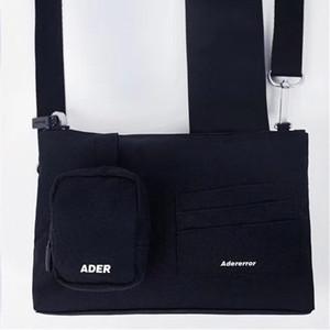 Ader Error Shoulder Bags Men Women Top Quality Adererror Chest Bags Functional Tactical Sports Bags
