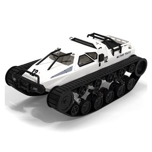 SG 1203 RC Car 2.4G 12km h Drifting RC Tank Car High Speed Full Proportional Crawler Radio Control Vehicle RC Toy For Kids Gifts