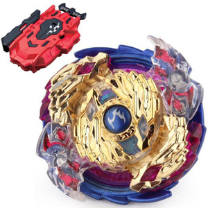 Nightmare Longinus   Luinor Beyblade Burst STARTER w Launcher B-97 Kids Toy Top LR Red Bey Launcher