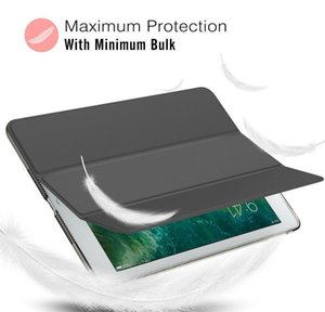 For Ipad Air 1 2 Mini 3 4 5 Pro 10.5 Inch Case Funda Ultra Thin Pu Leather Pc Hard Cover jllbyh net_store