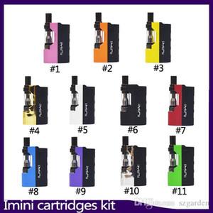 Imini vape Cartridges Kit with Liberty V1 Cartridges 500mAh Vape Preheat battery Mod Fit Liberty v9 v10 v14 Th205 MT6 G5 G2 0268073-1