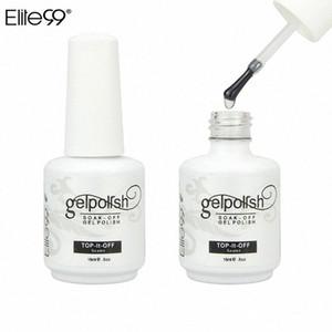 Atacado-elite99 gelpolish 15ml limpando top casaco uv led gel selo polonês selador nail art salon brilhante profissional clear esmalte t8a4 #