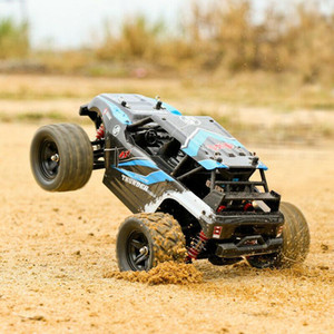 New 40+MPH 1 18 Scale RC Car 2.4G 4WD High Speed Fast Remote Controlled Large TRACK HS 18311 18312 RC Car Toys