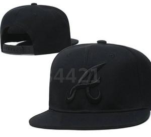 Newest Design Hot 2020 Baseball Snapback Braves Hats bone Flat mens & women baseball caps a0