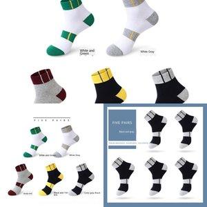 Medias de Belle medias stockingsboyscotton stockingscotton medias calcetines deportivos calcetines de tubo largo estudiantes de secundaria High School secundaria