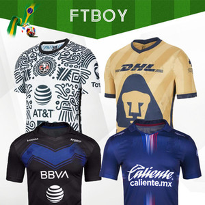 Liga MX 21 22 Club America Soccer Jerseys ثالثا 2021 2022 المكسيك Xolos de Tijuana Tigres Unam Men Chivas Cruz Azul كرة القدم قمصان