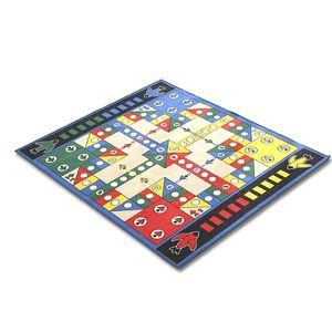 Everyfit Party Family Board juego, Baby Kids Carpet, Flying Airplane Pelquete Carpeta Ajaruda Juego Juguete Juguete Bebé Play Mat Rug, ajedrez