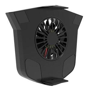 Вентиляторы Охлаждения Мобильный Телефон Охладитель Охлаждающий Вентилятор Игровая площадка Держатель Кронштейн Радиатор для смартфонов Huawei Smartphone