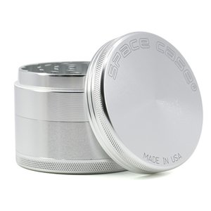 Space Case 2 4 Layers Aluminum Herb Grinders 63 55mm Space Case Grinders Herb Grinder Shaped Metal Grinders Tobacco Grinder Free DHL