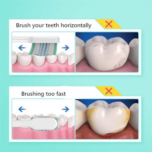 NEW Electric Toothbrush Childrens Wrong Posture Correction Magnetic Suspension Sonic Toothbrush